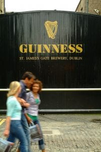 hotel near guinness storehouse