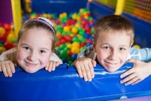 hotel kids enjoying happy days adventure play centre sligo