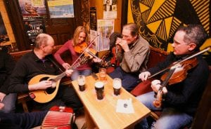 clayton hotels live music foleys bar