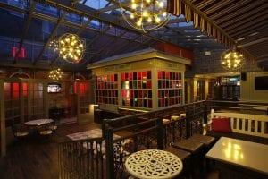 the crown bar near clayton whites hotel wexford