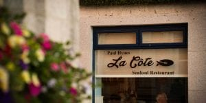 la cote seafood restaurant close to clayton hotels