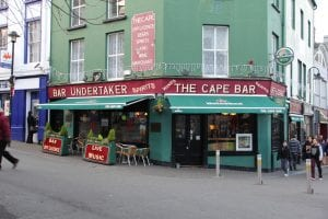 Mackens bar near clayton hotel wexford