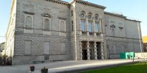 national gallery of ireland, near clayton hotel cardiff lane