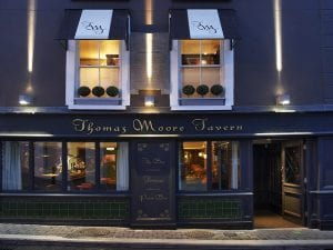 thomas moore tavern near clayton hotel cork