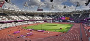 hotels near the olympic stadium in London