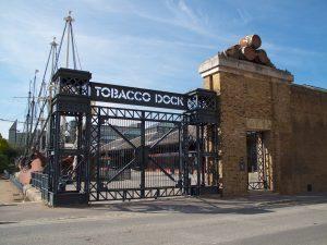 Tobacco Dock London