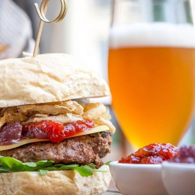 clayton burger