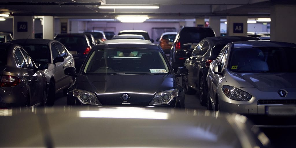 dublin airport car park